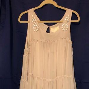 H&M sleeveless babydoll dress